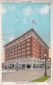 Indiana Terre Haute Hotel Deming