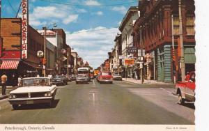 Main Street , PETERBOROUGH , Ontario , Canada , 50-70s