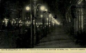 Broadway Aurora IL 1911