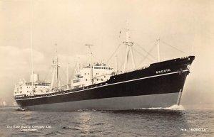 Bogota East Asiatic Co Ship Unused