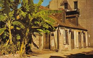 Louisiana New Orleans Lafittes Blacksmith Shop