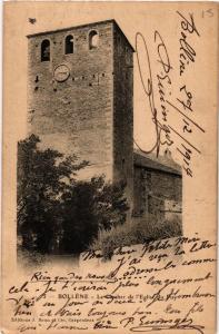 CPA AK BOLLENE - Le Clocher de l'Église du Puy (512413)