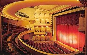 Theaters Post Card Springer Opera House Columbus, Ohio, USA Unused