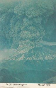 MT. ST. HELENS , Washington , 1980 ; Eruption
