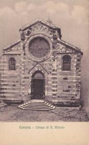 Genova, Cheisa di S. Mateo, Liguria, Italy, 00-10s