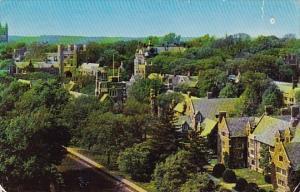 New Jersey Princeton University 1955