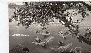 RP; Lago de Patzcuaro , Mexico , 30-40s ; Mariposas
