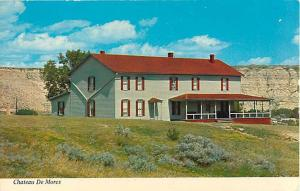 Chateau De Mores Home Medora ND North Dakota Chrome