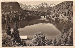 Germany Freibergsee bei oberstdorf 1939 Photo