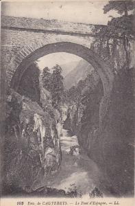 Env. de Cauterets, Le Pont d'Espagne, Hautes Pyrenees, France, 00-10s
