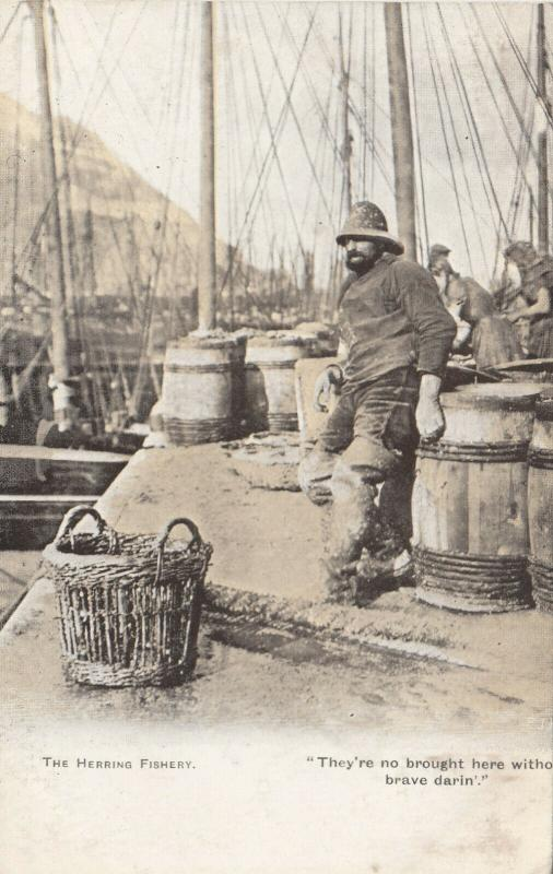 The Herring Fishery , Scotland, United Kingdom, 00-10s