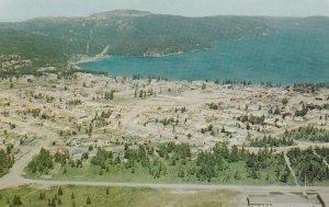 WAWA , Ontario , Canada , 50-60s ; Aerial View