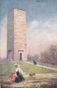 RAPHAEL TUCK,#2548; NEW ORLEANS, Louisiana, PU-1908; Chalmette Monument