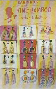 Florida Saint Petersburg Popular Priced Earrings Fitting The Current Calypso Fad