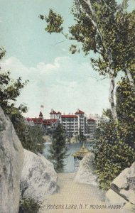 MOHONK LAKE , New York , 1910 ; Mohonk House