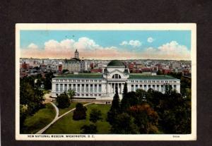 DC New National Museum Washington DC Postcard Carte Postal Political Politics