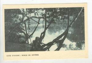 Bords De Riviere, Cote D´Ivoire, West Africa, 1900-1910s