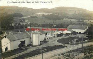 NY, Tully, New York, RPPC, Tully Farms Certified Milk Plant,1911 PM,Phelps No 33