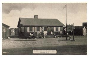 New Hampshire  Hampton , Langley Lodge Cabins North Beach