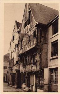 Vielles Maisons (XV Siecle), Chinon (Indre et Loire), France, 1900-1910s