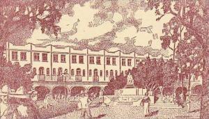 Marik Hotel, Cuernavaca, Morelos, Mexico, 1900-1910s