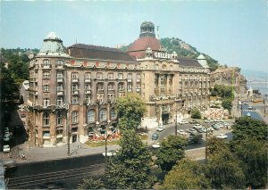 Postcard Hotel Restaurants Hotel Gellert Budapest