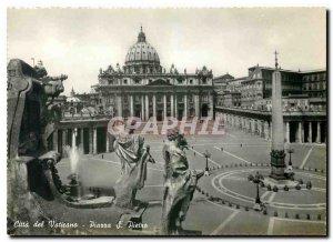 Modern Postcard Vatican City St. Peter's Square