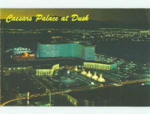 Unused Pre-1980 CAESAR'S PALACE CASINO HOTEL Las Vegas Nevada NV hr5559