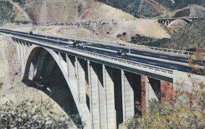 VENEZUELA, 1940-1960's; Autopista La Guaira