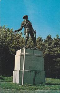 ST. JOHN'S, Newfoundland and Labrador, Canada, 1940-1960's; Great War Memoria...