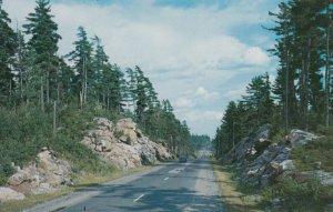 PARRY SOUND , Ontario, Canada, 50-60s ; Highway 69
