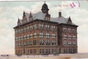 PEORIA, Illinois; City Hall, PU-1910