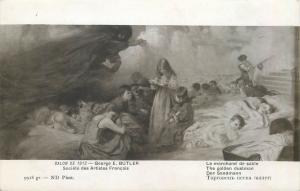 Salon 1912 George E. Butler - The golden dustman