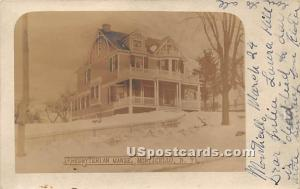 Presbyterian Manse Monticello NY Unused
