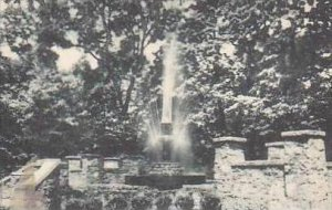 Indiana Chesterfield The Fountain Camp Chesterfield Albertype