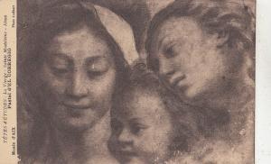 BF33676 tetes d etudes la vierge sainte madelein  painting  art front/back image