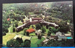 Homestead Hot Springs Alleghany Mountains 1970 Virginia Vintage Postcard