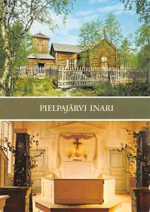 Pielpajarvi Inari - Finland