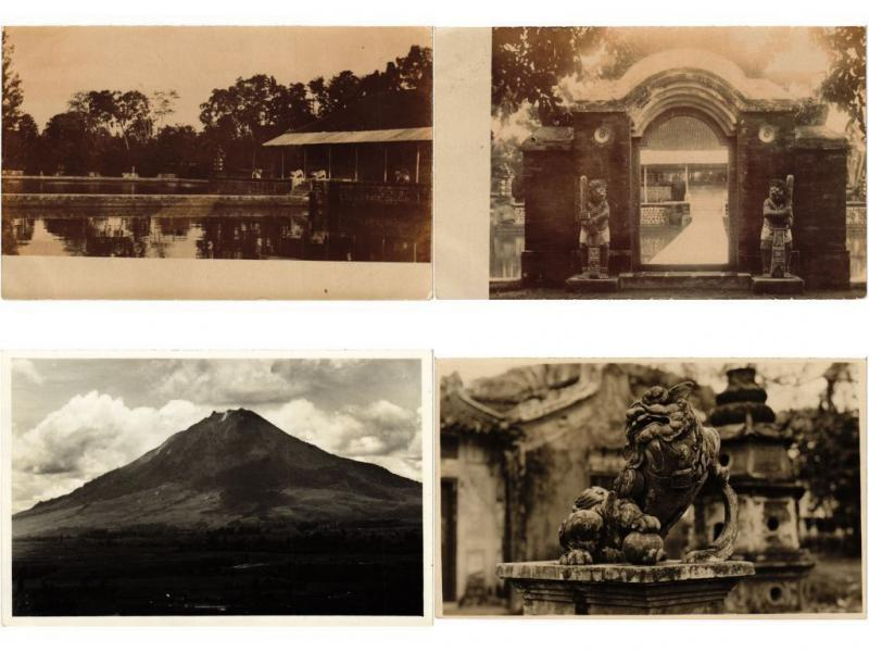 INDONESIA, ASIA, DUTCH INDIES, 67 REAL PHOTO CPA pre-1940 (PART 5) NO LOCATION
