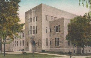 BLOOMINGTON , Indiana University , 00-10s ; Admin Bldg