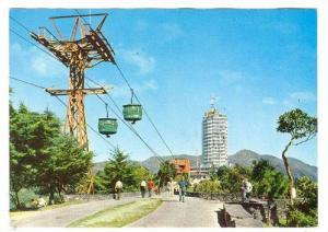Hotel Sheraton Humboldt en la Cima del Avila, Caracas, Venezuela, 50-70s