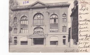 ERIE , Pennsylvania , PU-1906 ; Majestic Theatre