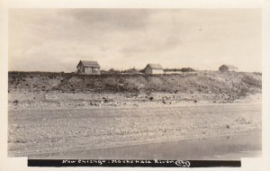 RP: Village of NEW CHIGACO , Mackenzie River , N.W.T. , Canada , 10-20s