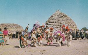 Anadarko Okla Indian City American 1970s Postcard