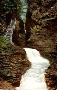 New York Watkins Glen Minnehaha Falls