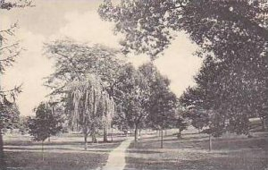 Ohio Delaware Walk to The Spring from Union Street Campus Ohio Wesleyan Unive...