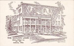 The Golden Lamb Inn & Restaurant Labanon Ohio