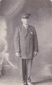 RP: Bill Abbot , Coronation POliceman , 1912 , Canada