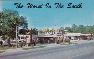 Florida Ormond Beach Thomas Motel Restaurant & Bar Worst In The South sk5914