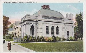 Kingston Savings Bank , Kingston , New York , 00-10s